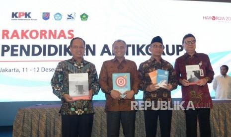 KPK: Pendidikan Antikorupsi Semoga Bisa Mulai Tahun Depan