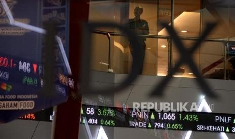 Dua Perusahaan Resmi Melantai di Bursa Efek