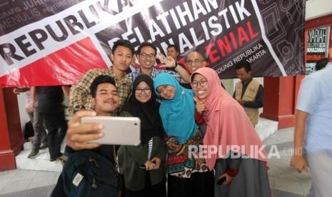 Kesan-Kesan Peserta Pelatihan Jurnalistik Milenial Republika