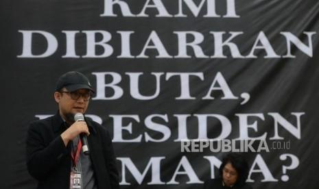 Wadah Pegawai KPK Heran Jokowi tak Bentuk TGPF Kasus Novel