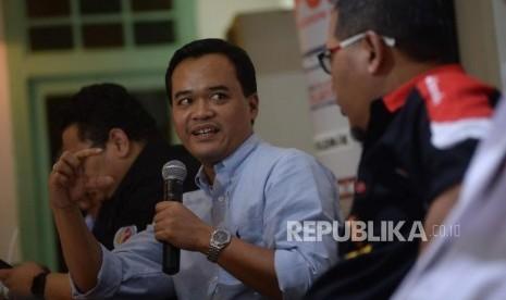 Prabowo Dinilai Membutuhkan Permainan Retorika yang Agitatif