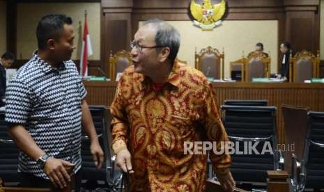 KPK Eksekusi Putusan Dua Terpidana Kasus KTP-El