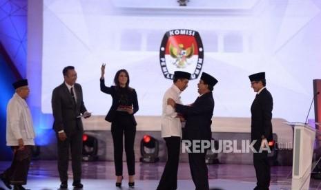 Jokowi: Kami tak Punya Potongan Diktator Atau Otoriter