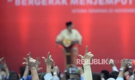 Sebut Elektabilitas Prabowo Naik, Gerindra: Kami Kerja Keras