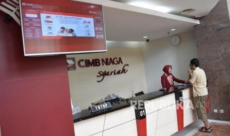 CIMB Niaga Syariah Jaga NPF di Level 1 Persen