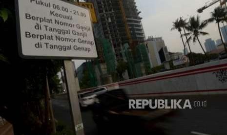 Alasan Anies Setuju Lanjutkan Aturan Ganjil-Genap di Jakarta