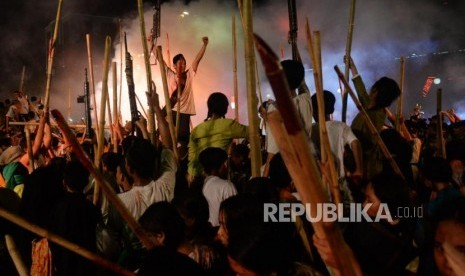 Polisi Selidiki Kelalaian Panitia 'Surabaya Membara'