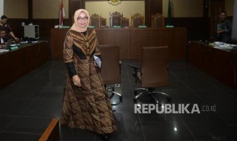 Eni Jelaskan Peran Ketua Fraksi Golkar di Suap PLTU Riau-1