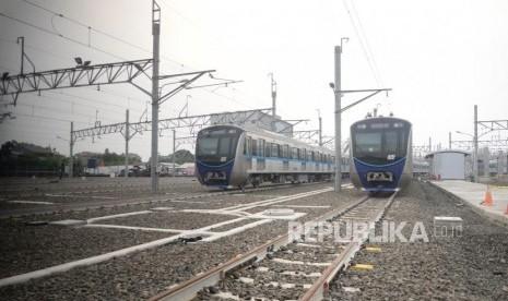 Ini Nama Baru yang Diberikan Anies untuk MRT