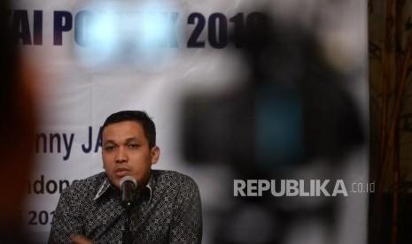 LSI Denny JA: Nasdem, PKS, PAN, PPP Belum Aman