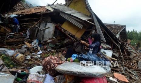 Nova, Bayi Berusia Satu Bulan Selamat dari Bencana Tsunami