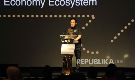 Ekonomi Kreatif Diharapkan Jadi Model Ekonomi Baru Indonesia