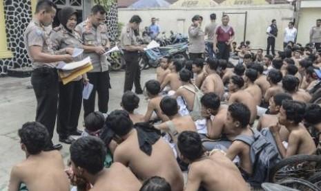 Kapolres Garut Imbau Pelajar Stm Tak Ikut Demo Republika