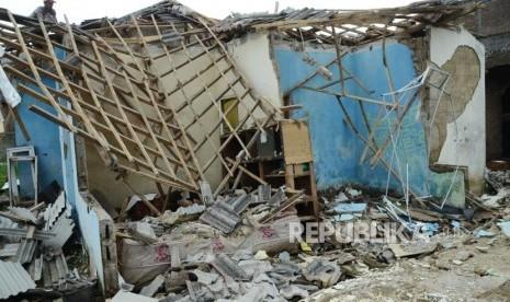 Angin Puting Beliung di Sukabumi, BNPB: Tak Ada Korban Jiwa