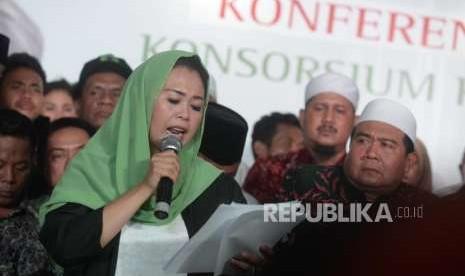 Yenny Wahid Minta Ponpes tidak Jadi Tempat Kampanye Pilpres