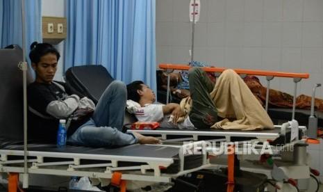 Banten Bayar Lunas 16 Rumah Sakit yang Rawat Korban Tsunami