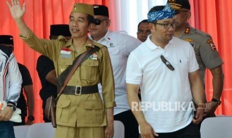 Saat Kedua Kubu Capres-Cawapres Adu Kuat Merebut Jawa Barat
