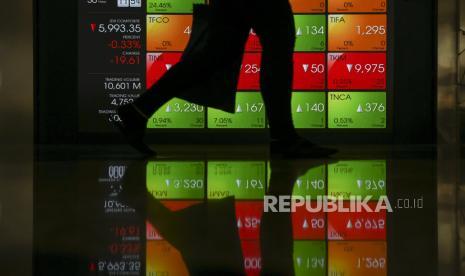 IHSG Menguat Jelang Rilis Data Pertumbuhan Ekonomi Kuartal I