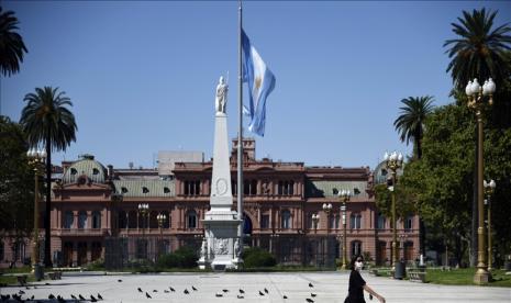 Argentina Gelar Pemilihan Pendahuluan