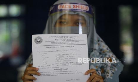 49 Peserta Utbk Sbmptn Di Surabaya Reaktif Republika Online