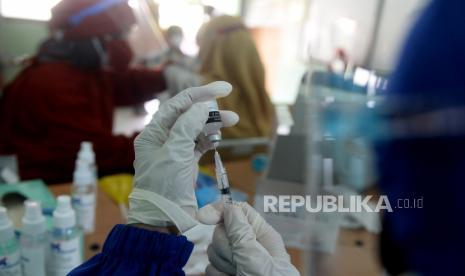 Pemprov Sumsel Setop Sementara Distribusi Vaksin ke 4 Daerah