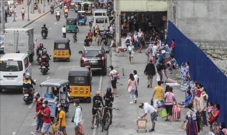 Filipina Laporkan 678 Kasus Baru Tiga Varian Covid-19