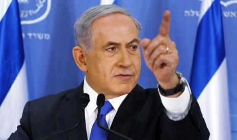 1.500 Demonstran Israel Tuntut Netanyahu Mundur