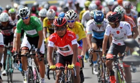 Gubernur Minta Maaf karena Tour de Singkarak Diwarnai Banji