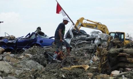 Hari Ini, Wapres Tentukan Zona yang tak Boleh Dihuni di Palu