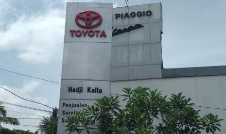 Kalla Toyota Targetkan Pangsa Pasar 33 Persen untuk 2018