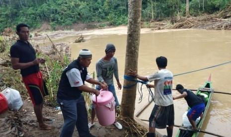 Sejumlah Rumah di Tanggamus Lampung Terendam Banjir