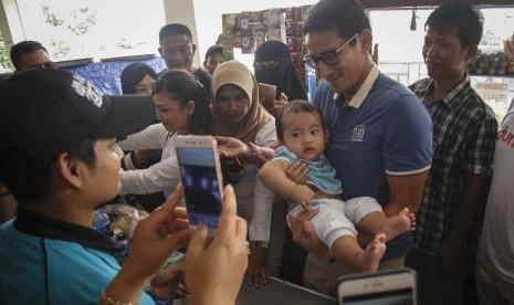Ustaz Faiq Galang Dana Bantu Sandiaga Uno
