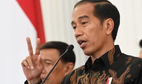 Jokowi: Pembangunan di Papua Tetap Berlanjut