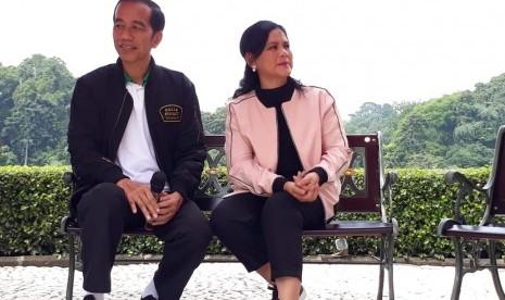 Jokowi Nilai Menantunya Punya Potensi Terjung ke Politik