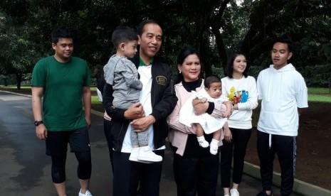 Siapa Penerus Kiprah Politik Jokowi dari Keluarga?