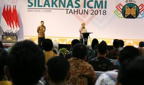 Wapres Ajak ICMI Perkokoh Kelompok Keilmuan