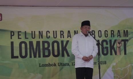 Dompet Dhuafa Luncurkan Program Lombok Bangkit
