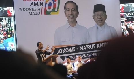 Jokowi Ingatkan Hasil Survei Bisa Meleset