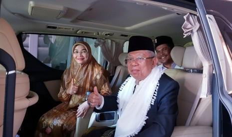 Kiai Ma'ruf: Warga NU Harus Habis-habisan Dukung Jokowi