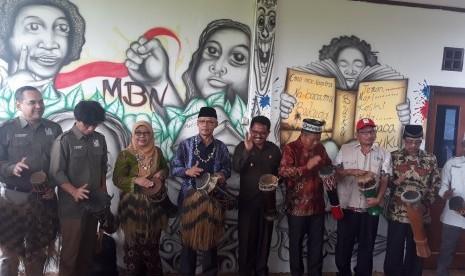 Muhammadiyah Tanam Bibit Peradaban di Kampung Warmon Kokoda