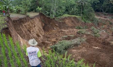 Ini Jenis Bencana Alam yang Terbanyak di Sukabumoi
