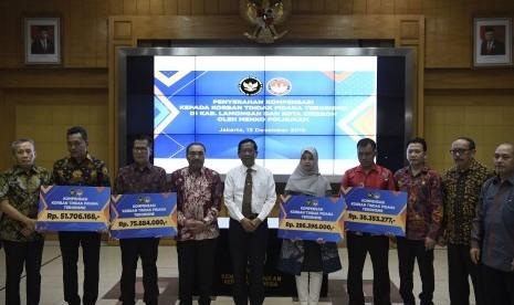 LPSK-BNPT Kerjasama Dalam Perlindungan Korban Terorisme