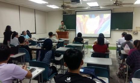 UMM Jadi Dosen Tamu di Tiga Kampus Taiwan