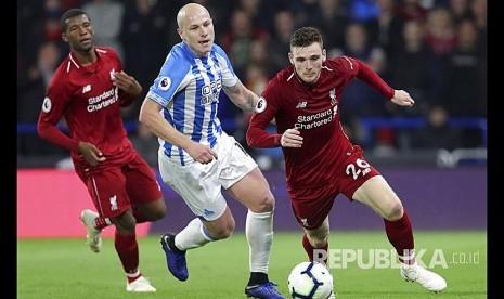 Robertson dan Liverpool Lanjutkan Kerja Sama Jangka Panjang