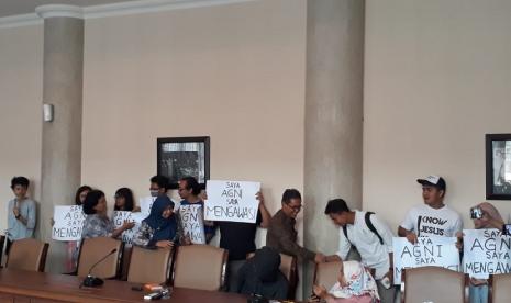 Solidaritas Penyintas Kecewa Atas Pernyataan UGM