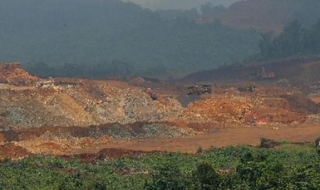 Smelter Terbanyak di Indonesia Olah Nikel