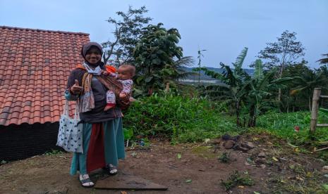 Meski Banyak Rintangan, Relawan Rumah Zakat Terus Berjuang