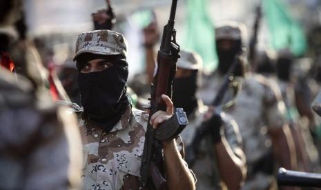 Israel Bunuh Dua Anggota Hamas di Tepi Barat