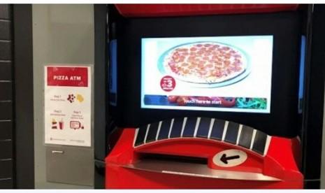 Inovasi 2019, ATM Mampu Sajikan Pizza Lezat