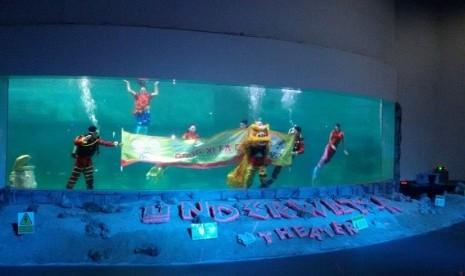Manjakan Wisatawan Ocean Dream Hadirkan Pertunjukkan 4 Dimensi Republika Online
